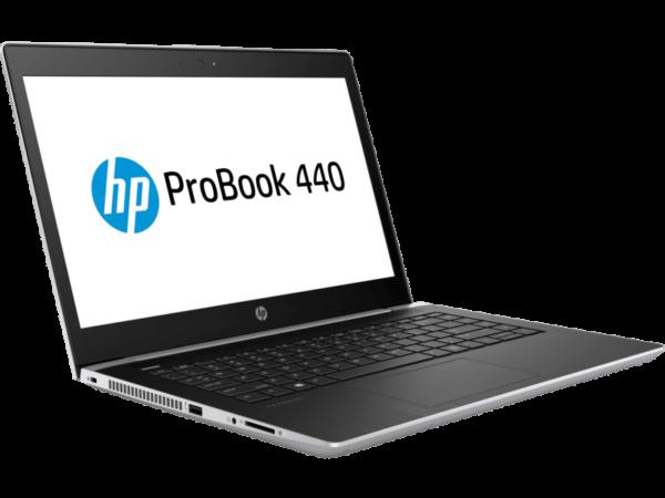 HP Probook 440 er nett og áreiðanleg, sterkbyggð en létt vél með 8. kynslóð af intel örgjörva, hraðvirku vinnsluminni og SSD stýrikerfisdisk.