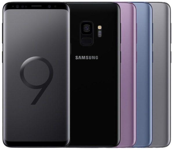Níunda vetrarbrautin frá Samsung, bara stærri! Galaxy 9+ nú með endurhannaðri myndavél, super slow motion upptöku, andlits og fingrafaraskanna!