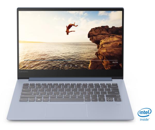 """Lenovo IdeaPad 530s fartölva.Glæsileg og öflug 14"""" vél úr áli með gleri yfir skjá sem ver hann fyrirskemmdum og gerir liti skarpari."""