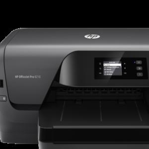 OfficeJet Pro 8210 er flottur bleksprautuprentari frá HP, áreiðanlegur og vandaður prentari fyrir alla.