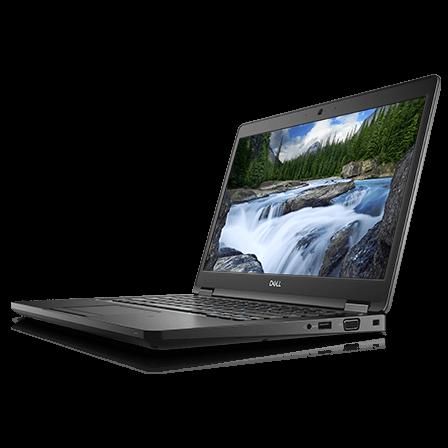 """Dell Latitude 5490 er nett og meðfærileg 14"""" fartölva sem setur öryggi, framleiðni og áreiðanleika framar öðru. 8GB vinnsluminni og 256GB harður diskur."""