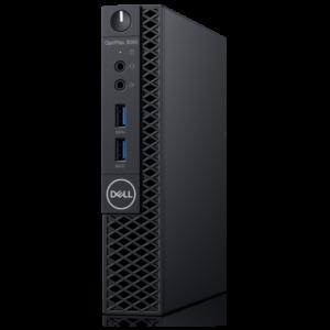 Dell Optiplex 3060 er sérstaklega hagkvæm Micro fyrirtækjavél sem skilar hámarks öryggi og miklum tengimöguleikum.