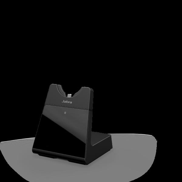 Þráðlaust höfuðtól sem tengist við borðsímtæki, tölvu (USB) og farsíma