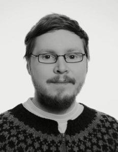 Friðrik Valdimarsson : Tæknimaður