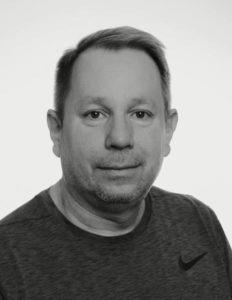 Brad Alexander Egan : Tæknimaður