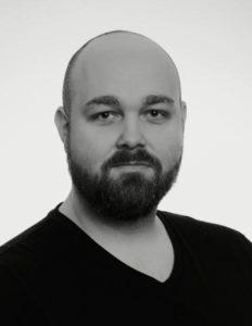 Kristján G. Fenger : Tæknimaður