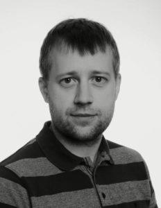 Sverrir Daði Þórarinsson : Tæknimaður