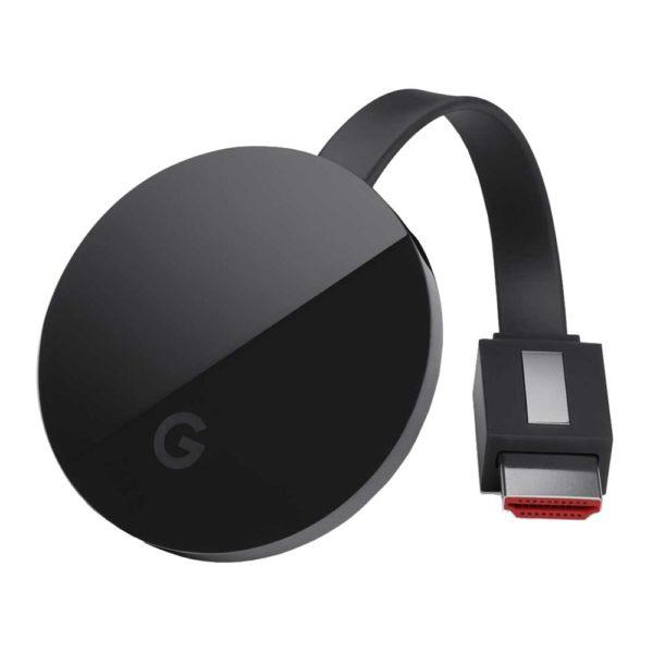 Google Chromecast Ultra sjónvarpstölva