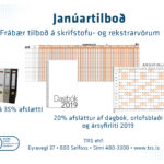 Frábær tilboð á skrifstofu- og rekstrarvörum