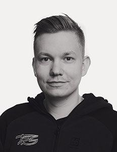 Eysteinn Kjartansson : Tæknimaður