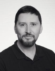 Gary Kristinn Gutierrez : Tæknimaður