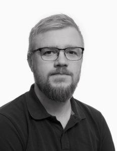 Arnar Bjarki Kristinsson : Tæknimaður