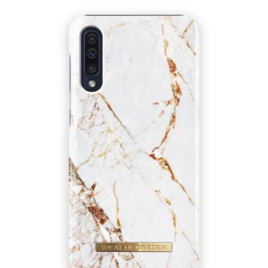 iDeal Fashion Case Samsung A50 Carrara Gold