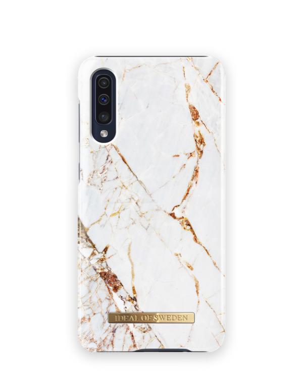 iDeal Fashion Case Samsung A50 Carrara Gold