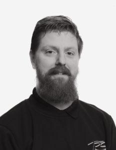 Hannes Arnar Viðarsson : Tæknimaður