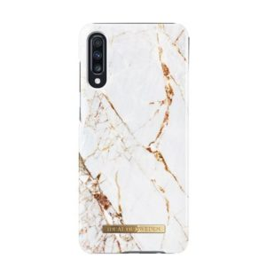 iDeal Fashion Case Samsung A70 Carrara Gold