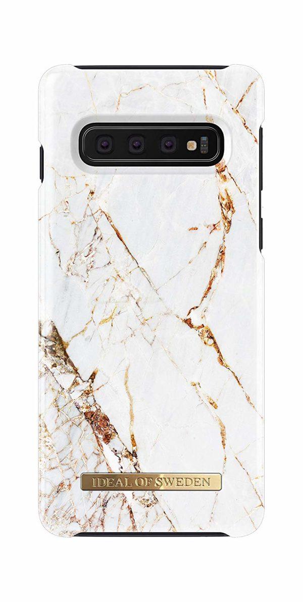iDeal Fashion Case S10 Carrara Gold