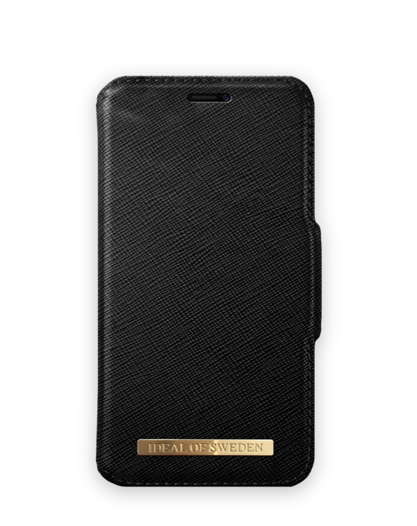 iDeal Fashion Wallet iPhone XR Black