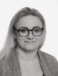 Ágústa Þórhildur Sigurðardóttir : Mannauðsstjóri